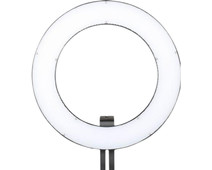 Falcon Eyes Bi-Color LED Ring Lamp DVR-384DVC