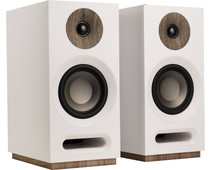 Jamo S 803 Bookshelf Speaker White (per pair)