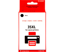 Pixeljet 35XL Cartridge Black