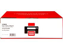 Pixeljet 201X Tri-color Pack for HP printers (CF253XM)