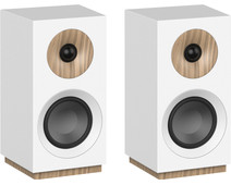 Jamo S 801 Bookshelf Speaker White (per pair)