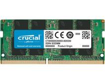Crucial 4GB 2400MHz DDR4 SODIMM (1x4GB)