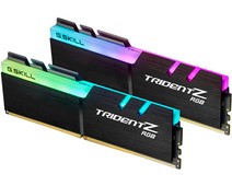 G.Skill Trident Z RGB DDR4 2400 MHz 16GB (2x8GB)