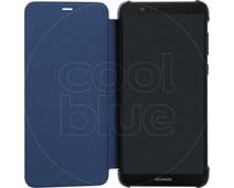 Huawei P Smart Flip Cover Book Case Blue