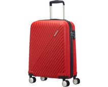 American Tourister Visby Spinner 55cm Energetic Red