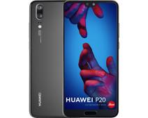 Huawei P20 Zwart