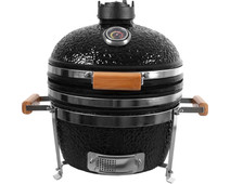 Patton Kamado Grill 35 Ø Table Chef Black