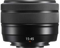 Fujifilm XC 15-45mm f / 3.5-5.6 OIS PZ Black