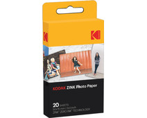 Kodak Printomatic Zinc photo paper (20 pieces)