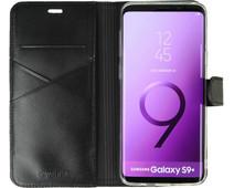 Valenta Booklet Premium Galaxy S9 Plus Book Case Black