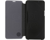 Samsung Galaxy S9 Clear Stand View Cover Black