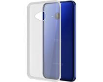 Azuri Glossy TPU HTC U11 Life Back Cover Transparent