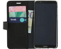 Azuri Wallet Magneet Huawei P Smart Book Case Zwart