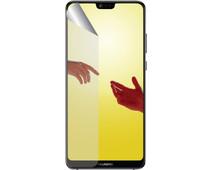 Azuri Huawei P20 Lite Screenprotector Plastic Duo Pack