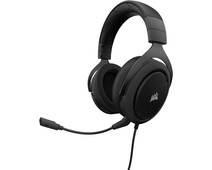 Corsair HS60 Stereo + Surround Sound Gaming Headset Zwart