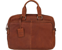 Burkely Antique Avery Workbag 15 '' Cognac