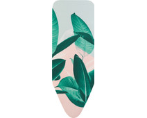 Brabantia Overtrek C 124 x 45 cm Tropical Leaves 4 mm schuim