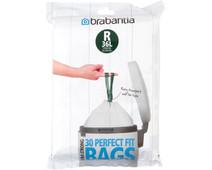 Brabantia Vuilniszakken Code R - 36 Liter (30 stuks)