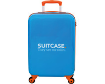 Coolblue Trolley Suitcase 55cm