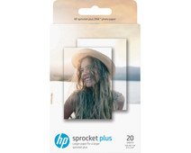 HP ZINK Fotopapier voor Sprocket Plus 20 vel