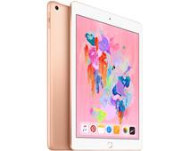 Refurbished iPad (2018) 128GB Wifi Goud