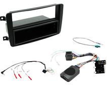 TradeTeam Car Radio Installation Kit Mercedes C-Class
