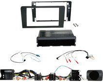 TradeTeam Autoradio Installation Kit Audi A3 Version 2