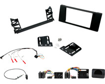 TradeTeam Autoradio Installation kit BMW 5-Series