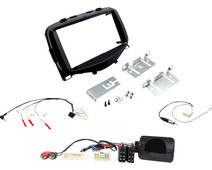 TradeTeam Autoradio Installation kit Citroën C1