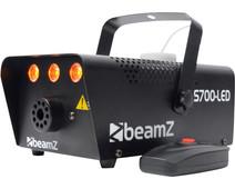 Beamz S700 LED Rookmachine met vlameffect