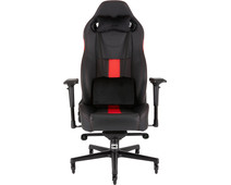 Corsair T2 Road Warrior Gaming Chair Black/Red