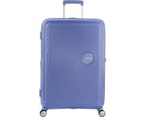 American Tourister Soundbox Expandable Spinner 77cm Denim Blue
