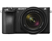 Sony Alpha A6500 Zwart + E 18-135mm OSS
