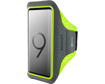 Mobiparts Comfort Fit Sports Bracelet Samsung Galaxy S9 Plus Green