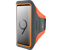 Mobiparts Comfort Fit Sports Bracelet Samsung Galaxy S9 Plus Orange