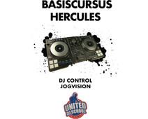 United DJ School Hercules DJ Control Jogvision DJ Cursus
