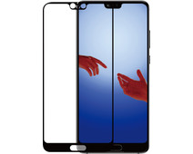 Azuri Tempered Glass Huawei P20 Screen Protector Glass Black