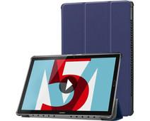Just in Case Tri-Fold Huawei MediaPad M5 10/10 Pro Book Case Blue