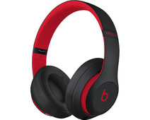 Beats Studio3 Wireless Zwart/Rood