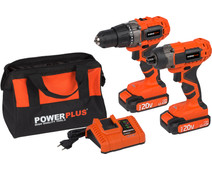 Powerplus Dual Power POWDP1550 Combiset