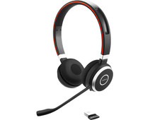 Jabra Evolve 65 MS Stereo Wireless Office Headset