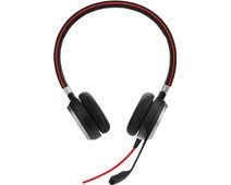 Jabra Evolve 40 MS Stereo Wired Usb A Office Headset