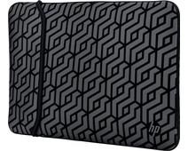 "HP 14"" Reversible Sleeve Geometrisch"