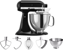 KitchenAid Artisan Mixer 5KSM175PS Onyx black