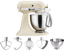 KitchenAid Artisan Mixer 5KSM175PS Almond White