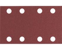 Bosch sanding strip K60 80x133 mm (10x)