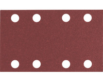 Bosch sanding strip K180 80x133 mm (10x)