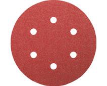 Bosch Sanding disc 150 mm K120 (5x)