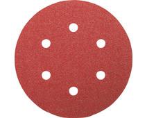 Bosch Sanding disc 150 mm K60, K120, K240 (6x)