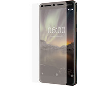 Azuri Nokia 6 (2018) Screen Protector Curved Tempered Glass
